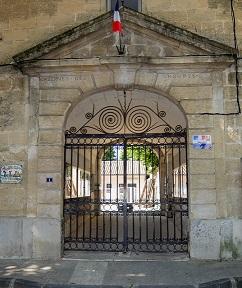 Mairie du Cailar